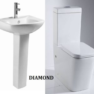 Diamond Executive Wc Set [LM-WC-008]
