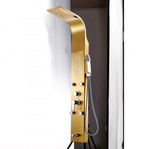 Gold Shower Panel[LM-SP-002]