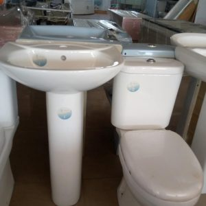 Twyford WC Set Medium [LM-WC-006]