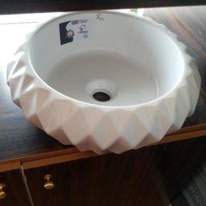 Wash Hand Basin Diagonal Design [LM-BS-001]