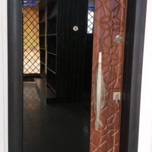 Single Classic Turkish Glass Door [LM-TG-001]