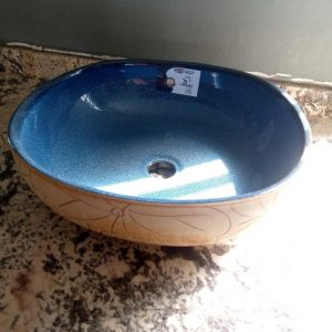 Traditional Design Wash Hand Basin [LM-BS-008]