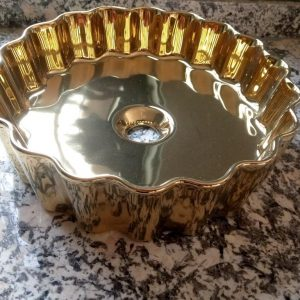 Gold Wash Hand Basin [LM-BS-0010]