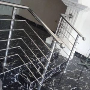 Stainless Steel Rails [LM-SR-003]