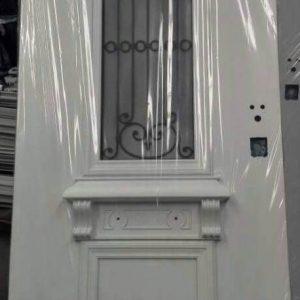 Single Israel Decorative Door [LM-ID-015]